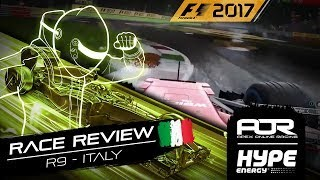 RACE REVIEW WITH JOE | R9 - Italy | AOR Hype Energy F1 Leagues
