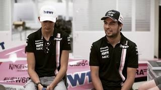 Hype Energy eForce India: Quickfire questions with Sergio, Marcel, Esteban and Mads
