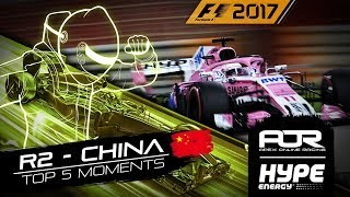 TOP 5 MOMENTS | R2 - China | AOR Hype Energy F1 Leagues