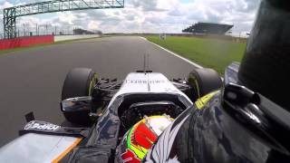 The VJM08 novice: behind the scenes with Martin Brundle