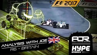 RACE REVIEW WITH JOE | XB1 - R6 - Great Britain | AOR Hype Energy F1 Leagues
