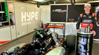 Win! And see the action live with Sahara Force India and Hype Energy Drinks
