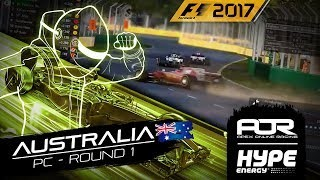 RACE IN 60 | R1 - Australia | AOR Hype Energy F1 Leagues
