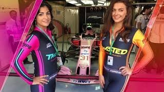 Hype Energy Launches Twisted at the Abu Dhabi F1 Finale!