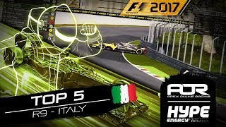 TOP 5 MOMENTS | R9 - Italy | AOR Hype Energy F1 Leagues