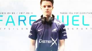 In-game clips #11 - Young CSGO talent REZ Farewell Highlights